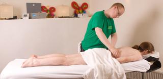 contant geld massage afranselen